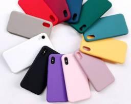 Kit 700 capas de celular