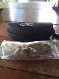 Capacete tsw e óculos