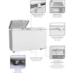 Título do anúncio: Freezer horizontal 503l - Dupla ação / 220v -