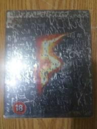 Resident Evil 5 PS3 Steelbook
