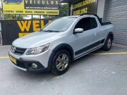 Título do anúncio: Volkswagen Saveiro Cross 1.6 (Flex) (cab. estendida) 2011 - Completa - Muito Nova!