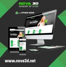 Título do anúncio: Criação de Sites Profissionais