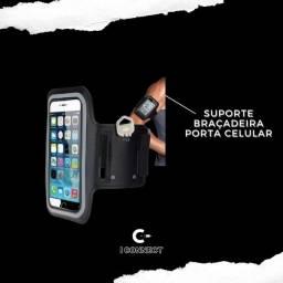 Título do anúncio: Suporte braçadeira porta celular