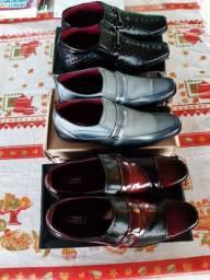 Sapatos sociais novos 80,00R$