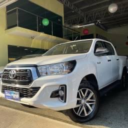 Título do anúncio: Toyota Hilux SRV Cab. Dupla 2.8 Aut.