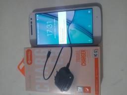 Título do anúncio: Celular moto g4 16 gb acompanha carregando aceito cartão e pix