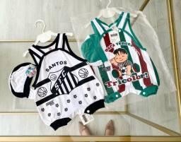 Vendo lote de roupa infantil