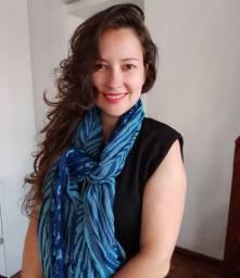 Lenço azul