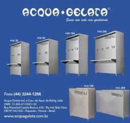 Título do anúncio: Bebedouros industrial Acqua Gelata - 30,50,100 e 200 litros.