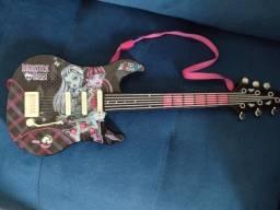 Título do anúncio: Guitarra Monster High