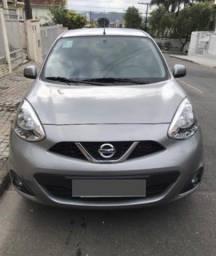 Título do anúncio: March Nissan SV 2020 novinho 58.900,00