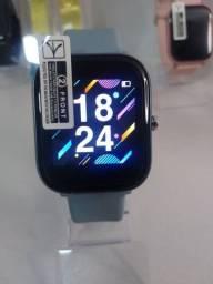 Título do anúncio: Relógio Inteligente Colmi P8 SE + pulseira de metal  Smartwatch