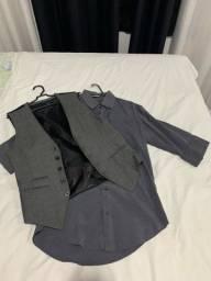 Título do anúncio: Blusa+colete+calça
