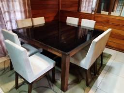 Título do anúncio: Vendo conjunto de mesa ( Boituva )