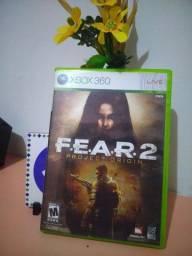 Jogo Xbox 360 - FEAR 2