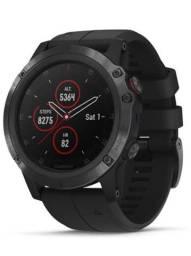 Relógio Gps Cardio Garmin Fênix 5x Plus Com Oxímetro