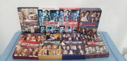 DVDs Grey's Anatomy - 1ª a 7ª temporada completa. Ideal para colecionadores