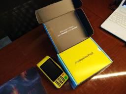 Título do anúncio: Maquininha de Cartão de Crédito Moderninha