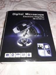 Título do anúncio: Vende-se Microscópio digital Eletrônico