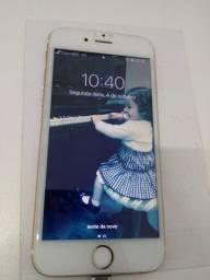 Título do anúncio: iphone 6s 32 gb rosa