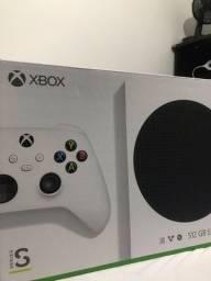 Xbox series S lacrado leia