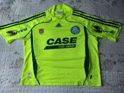 Título do anúncio: Camisa Palmeiras Adidas verde limão