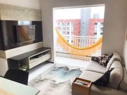 Título do anúncio: Apartamento nascente - Grand Park Passaros - 02 Quartos