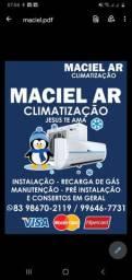 Maciel Ar Climatização