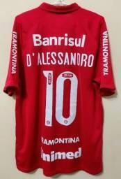 Camisa Inter 2015 D'Alessandro