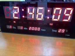 Relógio Digital termômetro