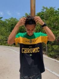 Título do anúncio: Camiseta Chronic Jamaica