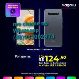 LG k61 128 GB