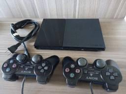 Título do anúncio: Playstation 2 Desbloqueado