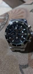 Título do anúncio: Relógio technos bem conservado zap * Antonio