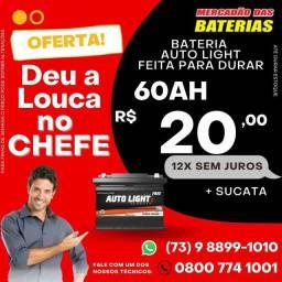 Título do anúncio: Bateria