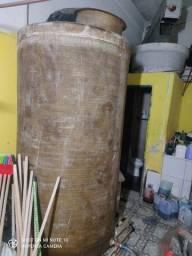 Galão de fibra 2000 litros