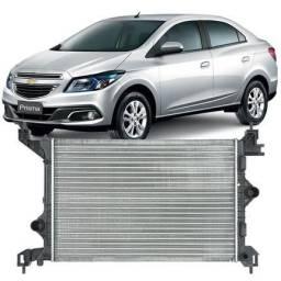 """radiador onix-prisma-spin 1.0-1.4-1.8 c/s ar  manual   """"ano 2012-2013 a 2016"""