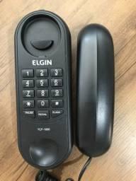 Telefone Elgin TCF 1000 preto