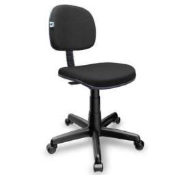 Título do anúncio: Cadeira secretaria giratória com regulagem de altura.