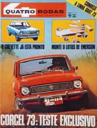 Corcel 1973, Dodge Dart - Revista Quatro Rodas 147