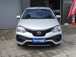 Toyota Etios X 1.3 - Garantia de Fabrica