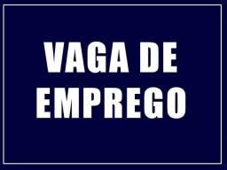 Título do anúncio: VAGA DE EMPREGO.
