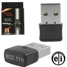 Título do anúncio: Adaptador Placa Wi-Fi USB Dongle - Entrega Grátis