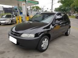 Título do anúncio: Chevrolet Celta 1.0 vhc 8v gasolina 2p manual 2002 preto