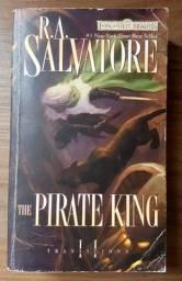 Título do anúncio: The Pirate King -- Forgotten Realms Novel - RPG