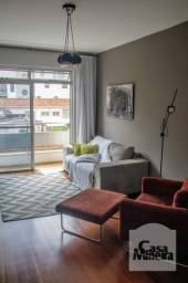 Apartamento à venda com 4 dormitórios em Santo antônio, Belo horizonte cod:328796