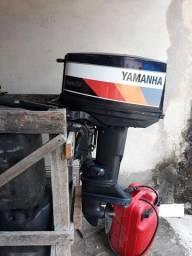 Título do anúncio: Motor de Poupa 25 Enduro YAMAHA