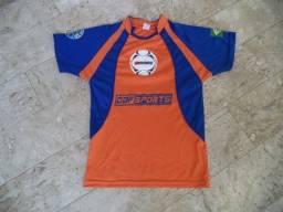 Camiseta de escolinha de futebol - Leia o anúncio inteiro