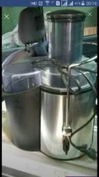 Centrifuga de sucos Aceito cartao