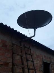 Instalações e manutenções em Antenas SKY CLARO PARABÓLICA.